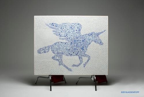 Unicorn Art (commission)
