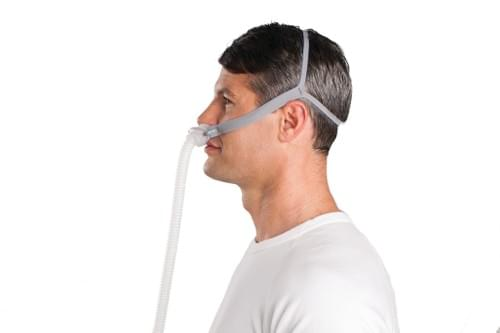 AirFit P10 Nasal Pillows Mask & Headgear by ResMed (S/M/L included)