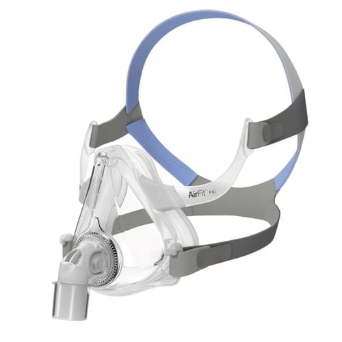 AirFit F10 Full Face Mask & Headgear by ResMed