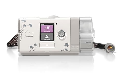 ResMed AirSense™ 10 AutoSet™ for Her CPAP w/ HumidAir™ Humidifier