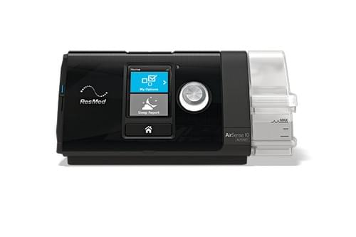 AirSense™ 10 AutoSet™ CPAP w/ HumidAir™ Humidifier by ResMed