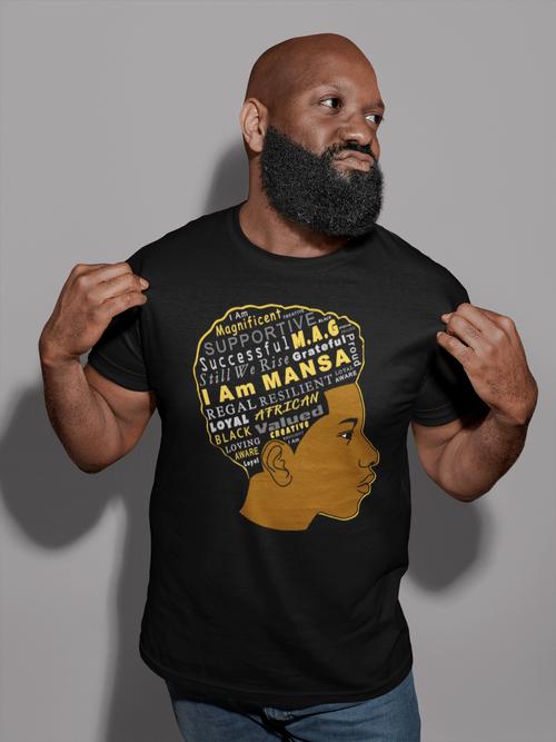 I Am Mansa T-Shirt