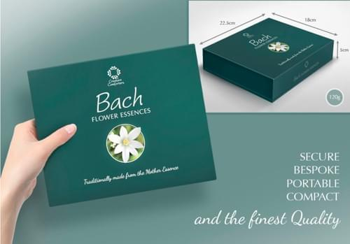 巴赫花精套装 Bach Flower Essences Set ( 40 x 10ml )