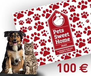 Carte cadeaux - 100 euros