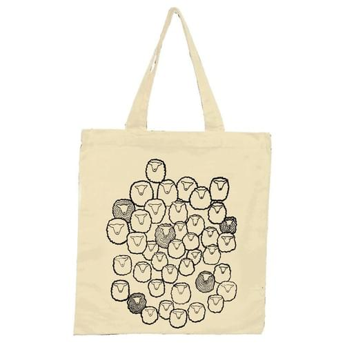Sheep Herd Tote Bag