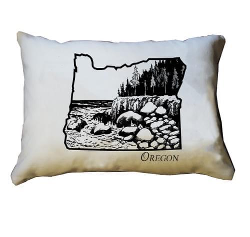 Oregon Pillow