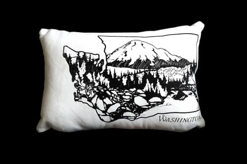 Washington PIllow