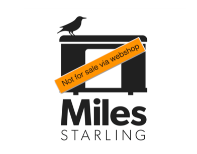 Femkes Miles STARLING, niet te koop via de webshop.