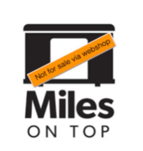 Femkes Miles on top