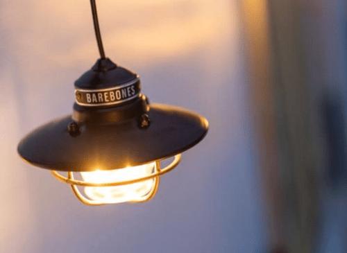 Barebone lampjes, sfeerverlichting met 2 standen 'warm' led licht