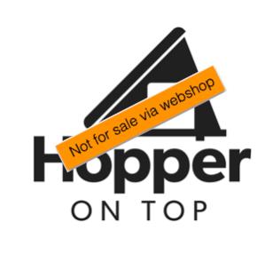 Hopper on Top, not for sale via webshop