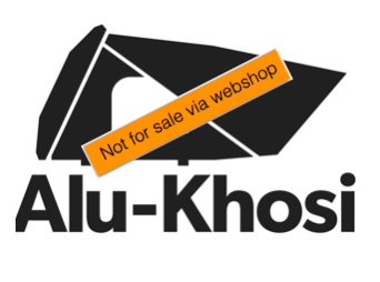 ALU KHOSI, 2950 euro, not for sale via webshop
