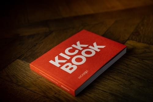 1x KICKBOOK