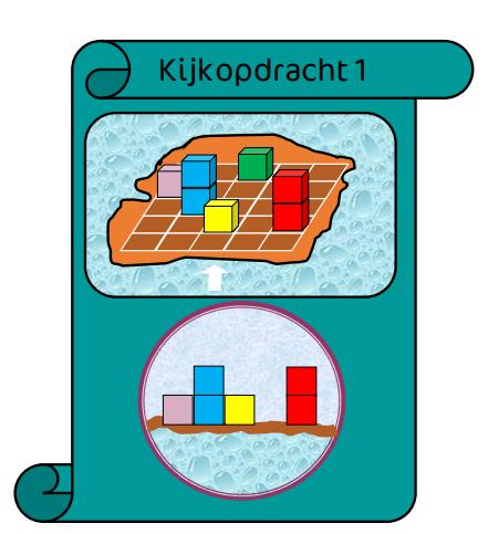 Aanvulreeks: 40 kaarten aanzichten met verdwijnblokjes