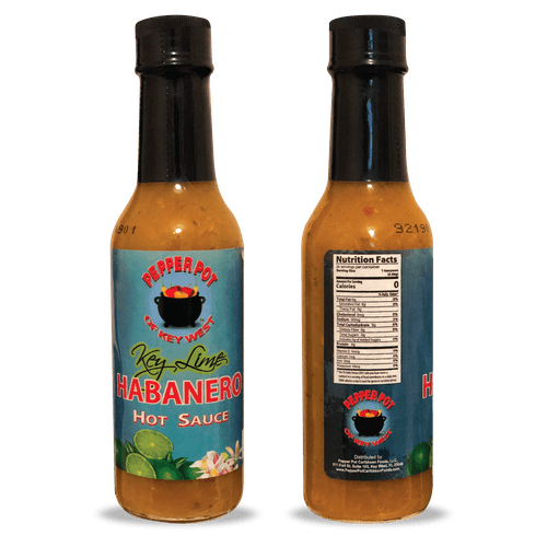 Key Lime Habanero Hot Sauce - 13oz