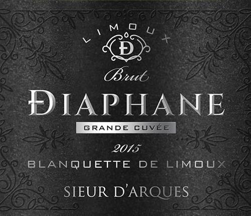 Blanquette de Limoux, DIAPHANE GRANDE CUVEE Brut