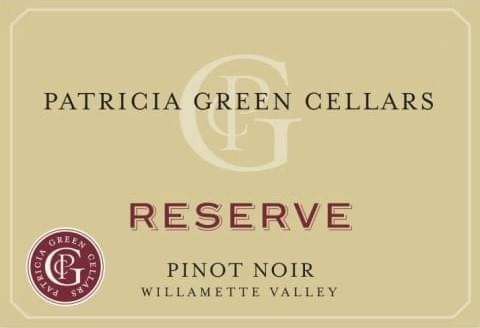 Pinot Noir - Patricia Green Cellars - Reserve - 2017