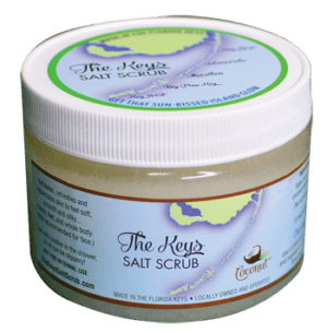Keys Salt Scrub - 12 oz
