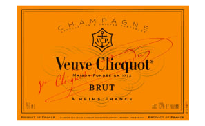"Champagne Veuve Clicquot Yellow Label Brut NV - ""Vouv"""