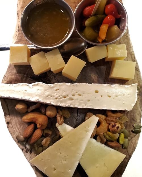 The French Cow Cheese Board