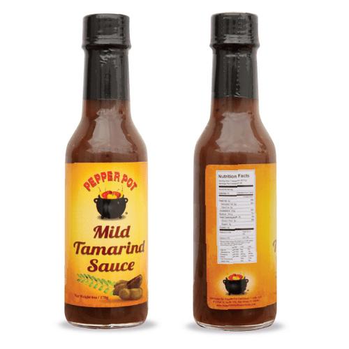 Mild Tamarind Sauce - 13oz