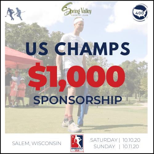 $1K Tournament Sponsor