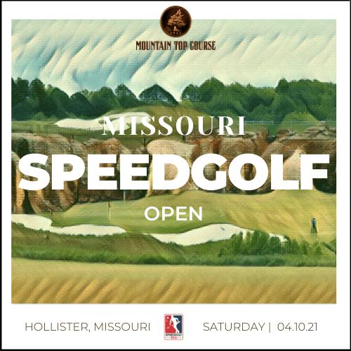 Missouri Speedgolf Open   Sat 04/10