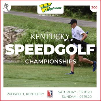 Kentucky Speedgolf Championships   Sat. & Sun. 07/18-19