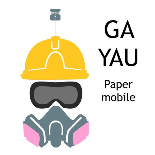 Ga Yau Paper Mobile