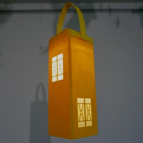 Windows Lantern - HK Mail Art Club Special - Limited Edition