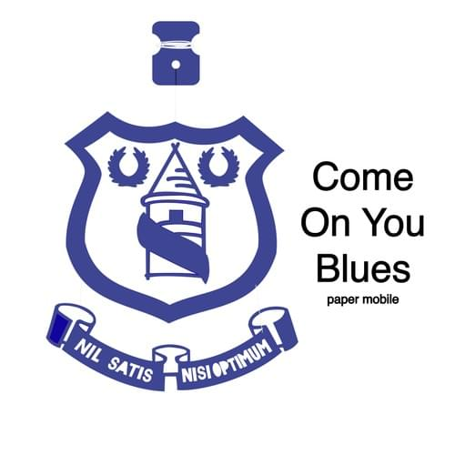 Come On You Blues - Football fan Mobile