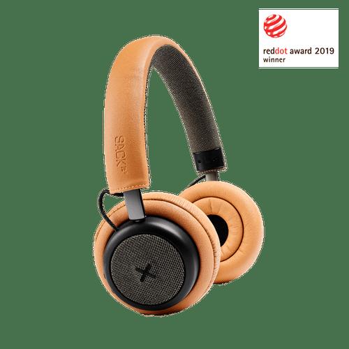 TOUCHit Headphones - Golden  SACKit