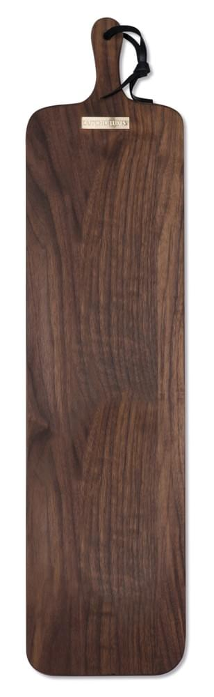 WOODEN B BOARD - XL SLIM FIT - WALNUT
