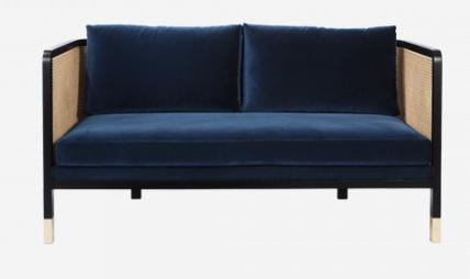 Canapé Cannage 160 cm