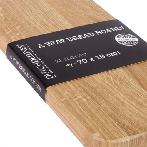 WOODEN B BOARD XL SLIM FIT - OAK
