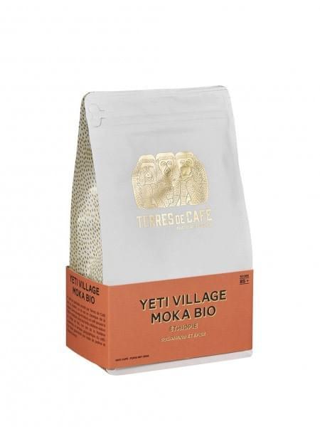 YETI VILLAG EMOKA BIO - ETHIOPIE (CAFE EN GRAIN 250G)