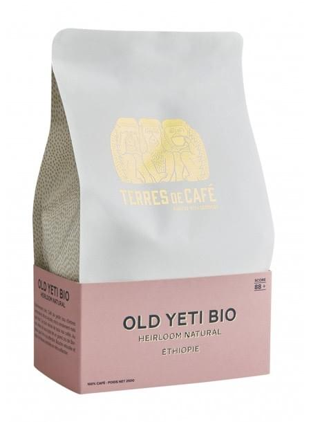 OLD YETI BIO - ETHIOPIE (CAFE EN GRAIN 250G)