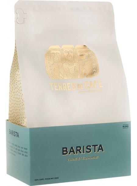 BARISTA (CAFE EN GRAIN 250G)
