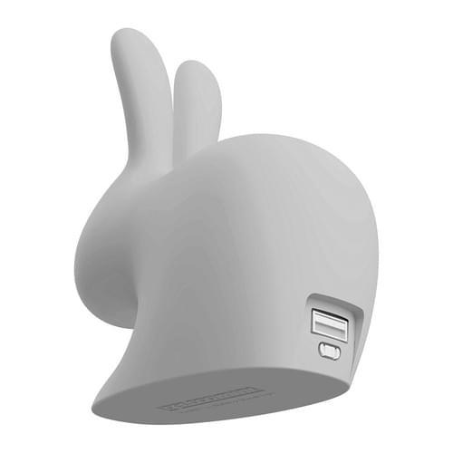 Mini Chargeur Portable Rabbit Qeeboo