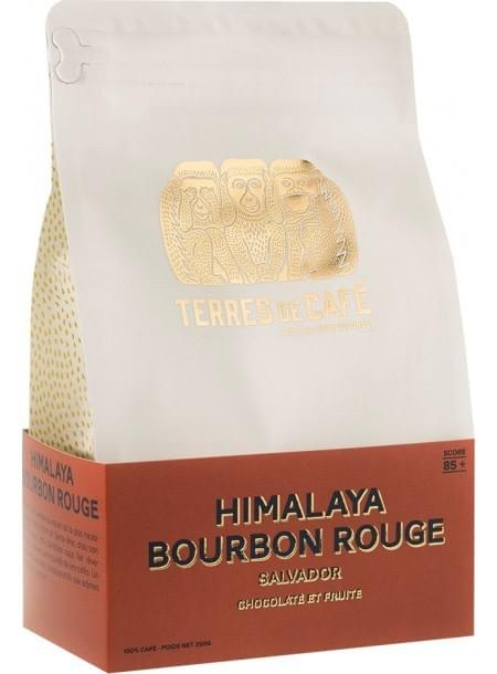 HIMALAYA BOURBON ROUGE - COLOMBIE (CAFE EN GRAIN 250G)