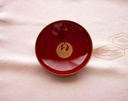 【鶴丸】 平盃 鶴丸 (鶴丸国永)(森蘭丸)