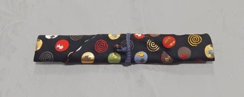 Chopstick Wrapper (Midnight blue)