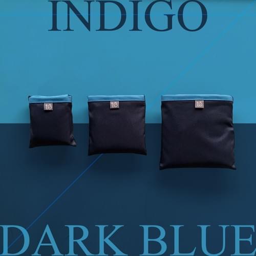 秋冬限定-靛藍x藏青-U123三件組 (限10組)