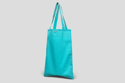 Mini Tote 迷你托特袋 - 綠松色