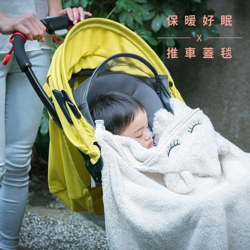 [淨地球]棉花糖絨機能巾