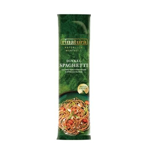 【Rinatura 瑞拉】斯佩爾特義大利麵條 250g (奶蛋素)