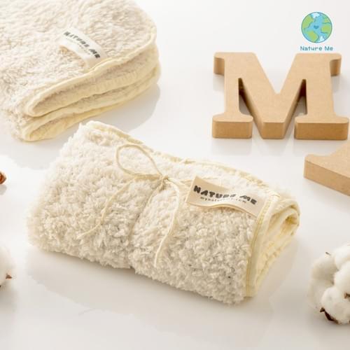 [淨地球]棉花糖絨小手巾