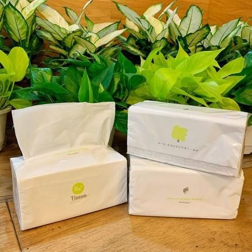 ReTissue 在乎衛生紙 ─ 植樹環保款(每賣一袋, 都會為地球種下一棵樹)