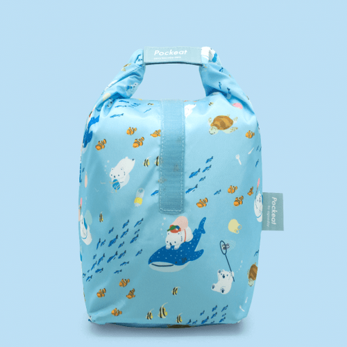 [好日子]Pockeat環保食物袋(小)