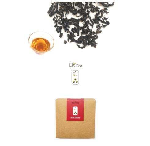 [立品茶園] 全年無農藥 蜜香紅茶茶包 2.5g 獨立茶包8入小禮盒裝